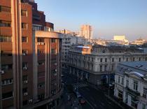 Calea Victoriei, fotografiata cu Nexus 6