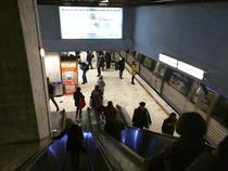 Statie din metroul bucurestean