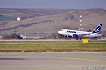 Pista de pe Aeroportul Cluj