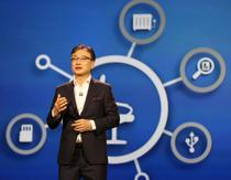 B K Yoon CEO Samsung
