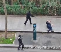 Atacatorii din Paris