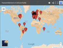 Harta #jesuischarlie
