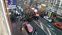 Paris: Atacul din Malakoff