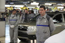 Angajat Dacia