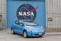 Nissan colaboreaza cu NASA