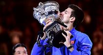Nole, cel mai bun la Australian Open