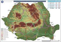 Harta proiectelor rutiere in Master Planul de Transport v2.0
