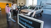Dealer Renault in Rusia