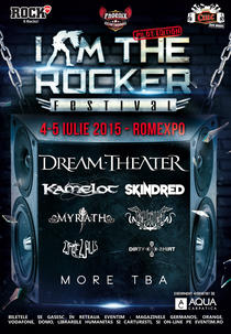I Am The Rocker - poster_festival