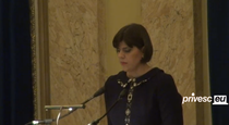 Laura Codruta Kovesi prezinta bilantul DNA pe 2014