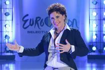 Luminita Anghel, finala Eurovision 2015