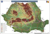 Harta proiectelor rutiere din MPGT
