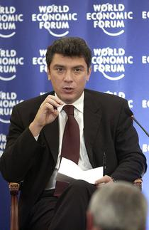 Boris Nemtov in 2003