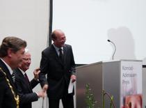 Schramma, von Weizsacker si Basescu la Koln in 2006
