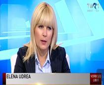 Elena Udrea la TVR 1