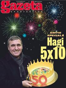 Editie Speciala, Hagi 50