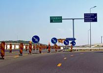 Dupa opt ani de contract, ciotul de 6,5 km de autostrada care intra in Bucuresti tot nu e gata