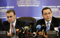 Darius Valcov si Victor Ponta