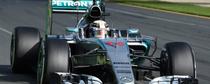 Lewis Hamilton, invingator in Australia