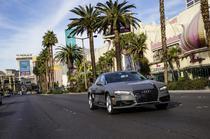 Audi A7 concept autonom