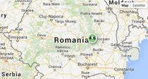 Cutremur de 4,6 grade in Vrancea