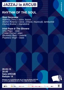 Concert live Rhythm of the Soul