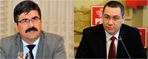 Laurentiu Ciurel si Victor Ponta