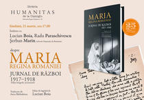 'Jurnalul de razboi' al reginei Maria (vol. II)