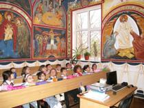 Cabinet de Religie in scoala