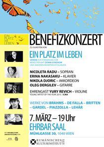 Concert al sopranei Nicoleta Radu la Viena