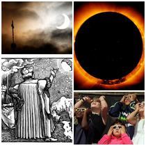 Eclipsa - Colaj Foto