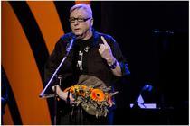 Gala Premiilor Radio Romania Cultural 2015 -Gigi Caciuleanu- Foto. Alexandru Dolea