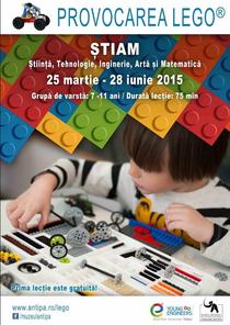 Provocarea Lego