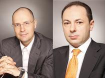 Daniel Anghel si Bogdan Belciu