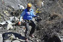 Recuperarea resturilor avionului Germanwings