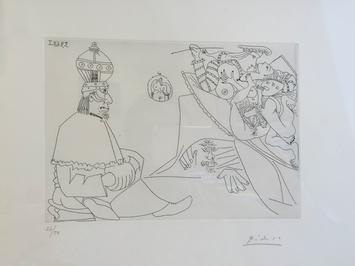 Pablo Picasso - Regele