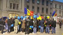 Protest fata de imunitatea parlamentara ca paravan pentru infractori/ miercuri