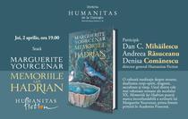 """Memoriile lui Hadrian"" de Marguerite Yourcenar"