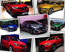 Colaj noutati Salonul Auto de la Geneva 2015