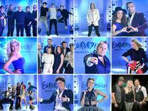 Concurenti in finala Eurovision Romania