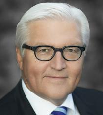 Frank-Walter Steinmeier, ministrul de Externe al Germaniei