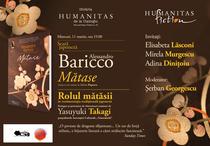 Seara japoneza: 'Matase' de Alessandro Baricco