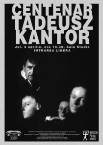 Centenar Tadeusz Kantor