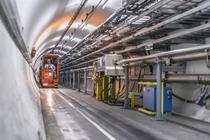 Acceleratorul de particule LHC