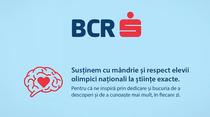 BCR sustine olimpicii nationali