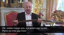 Aristocratul polonez Jan Zylinski, provocandu-l la duel pe Nigel Farage