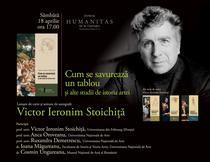 Victor Ieronim Stoichita: Cum se savureaza un tablou