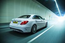 Mercedes Clasa C BlueTEC Hybrid