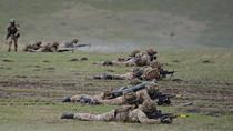 Militari americani, exercitii in Romania