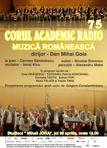 Corul Academic Radio - Concert aniversar